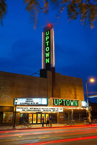 Guidebook for Uptown Minneapolis