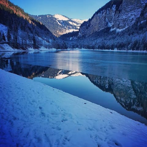Winter in Montriond