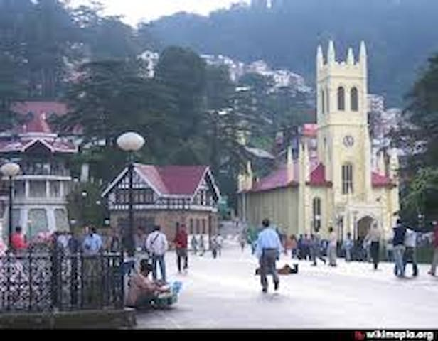 The Valley View Guide to Shimla
