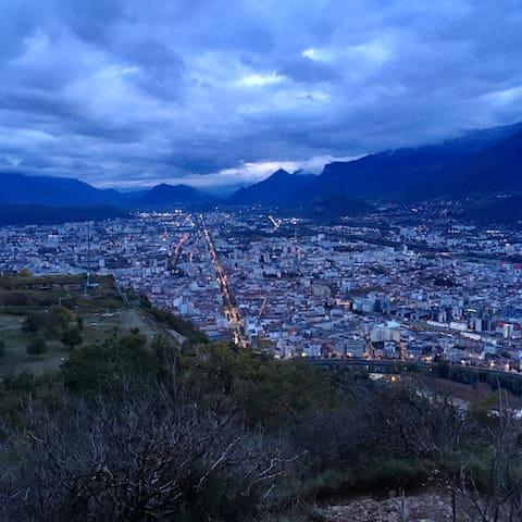 Grenoble Eaux-Claires