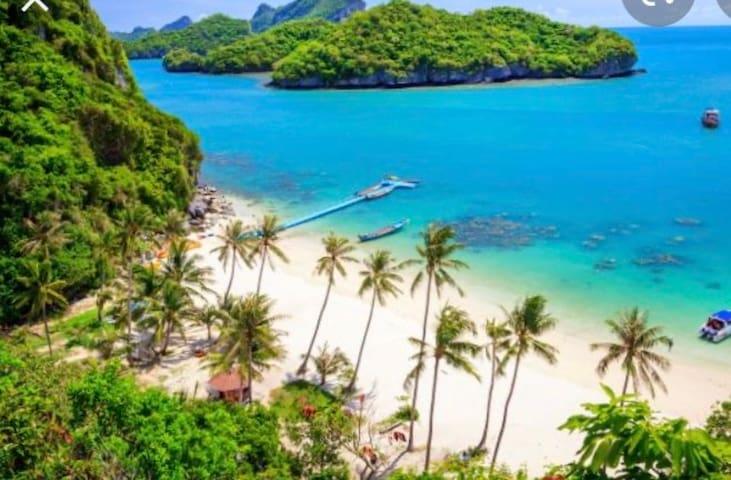 Guide de Nicole Koh Samui Thailand