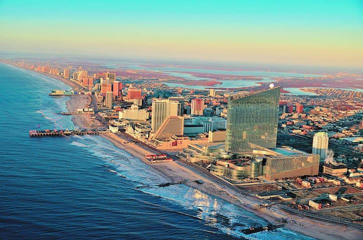 Atlantic City Guidebook