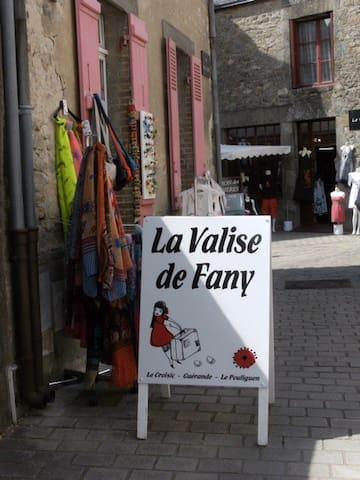 Guide de Fanny