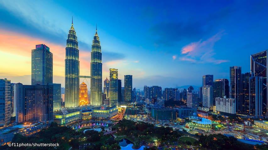 Kuala Lumpur's guidebook