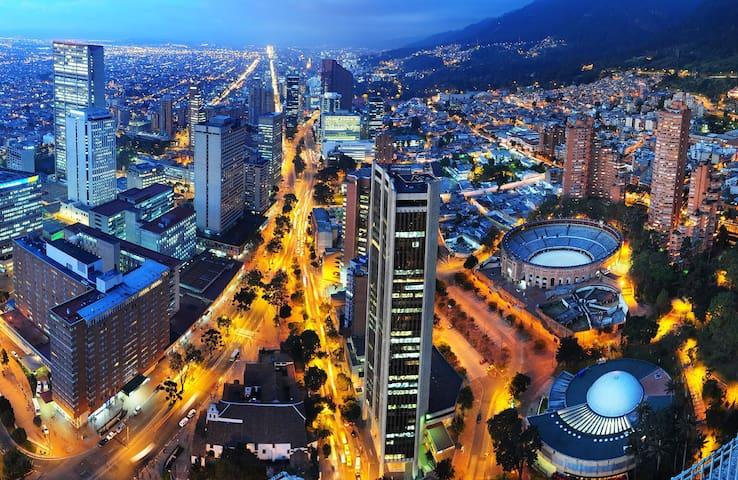 Guidebook for Bogotá