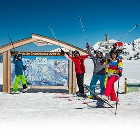 Le ski 🎿🎿🎿