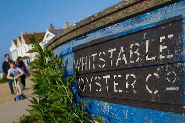 Charles's Whitstable Guidebook