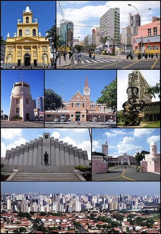 Campinas Guidebook