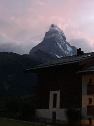 Karen's guidebook to Zermatt