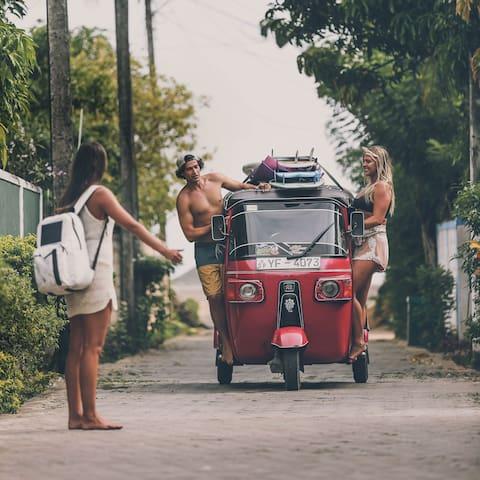 Ceylon Sliders's guide to the neighbourhood