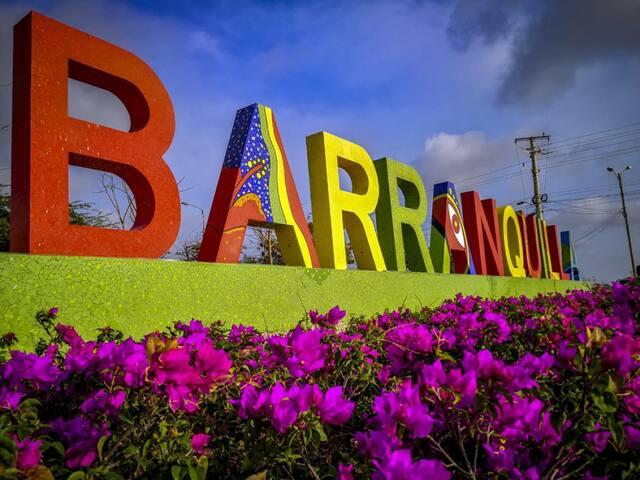 Turistear en Barranquilla