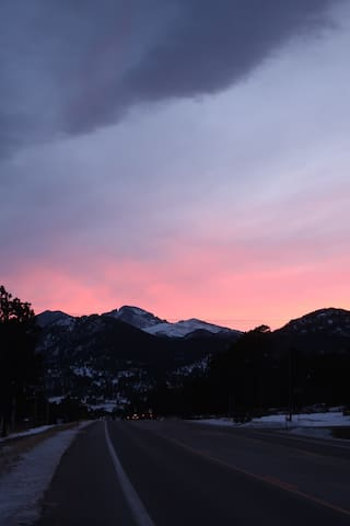 Our Estes Park Favorites Follow us on Instagram @mountainair_abnb