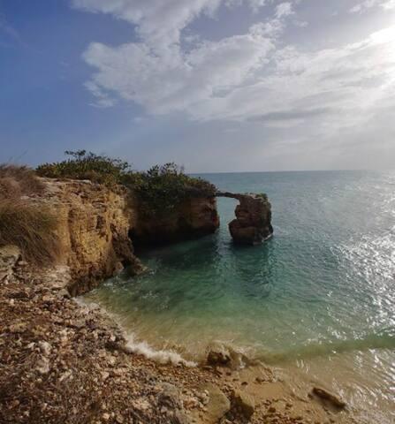 Boquerón Village's Guidebook Beach, and Tourism Attraction .