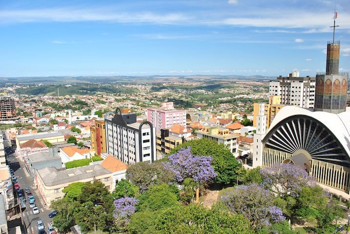 Pontos Turísticos Urbanos em Ponta Grossa - Dicas da Roh