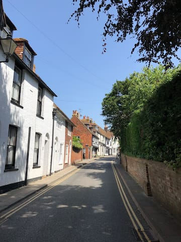 Guidebook for Rye - all this just a few steps away!