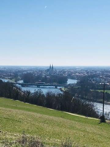 Welcome to the beautiful and charming city of Regensburg