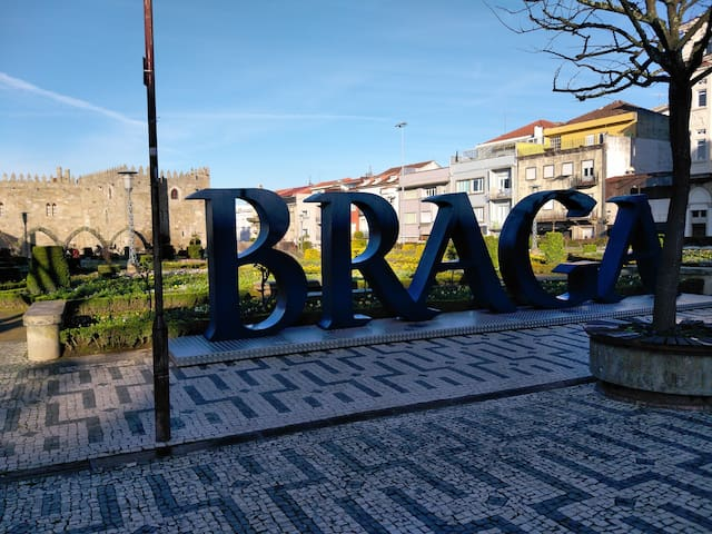 Braga pela Sílvia