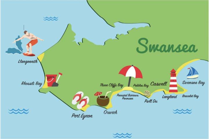Guidebook for Swansea