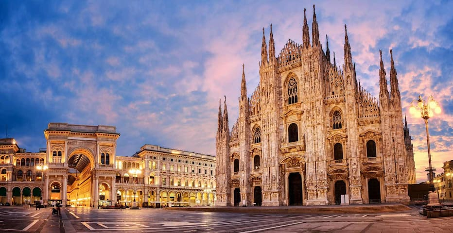 Giulia's Guide to Milan