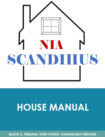 Nia Scandihus House Manual
