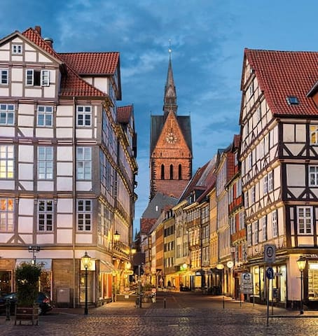 Hannover Recommendations