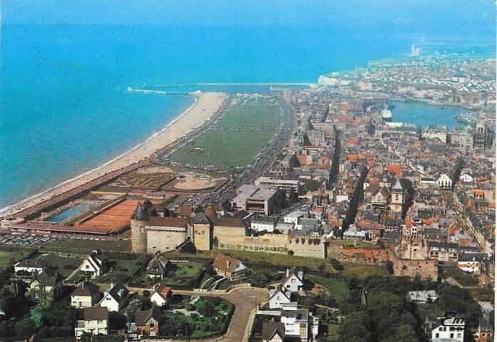 Mon séjour à Dieppe