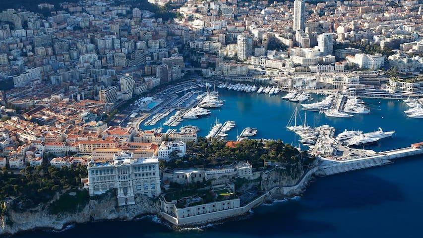 Guida per il Principato di Monaco