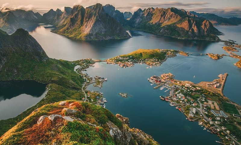 Guidebook for Lofoten