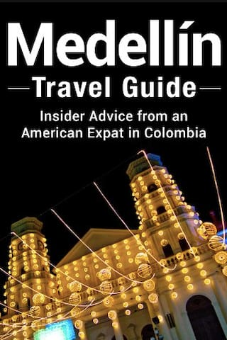 My Guidebook for Medellín