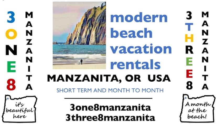 3ONE8 + 3THREE8 Manzanita Guidebook