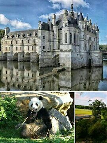Guidebook for Nouans-les-Fontaines