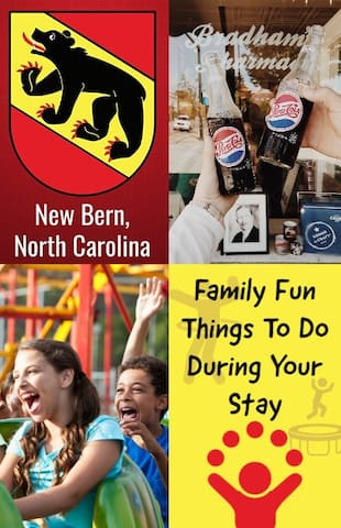 Things To Do In & Around New Bern, NC