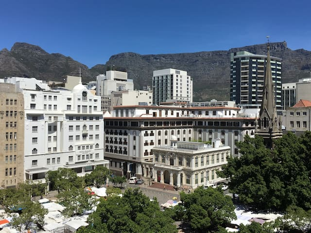 Guidebook to Cape Town City