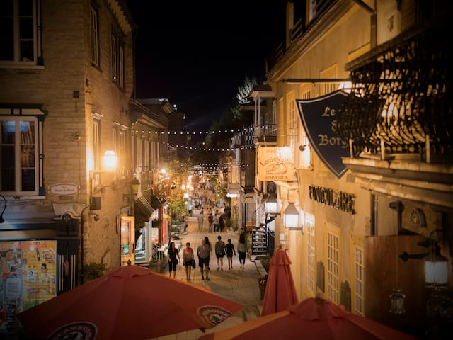 Quebec City Becomes Local