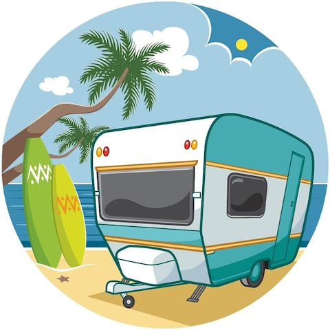 Skinny's Hideaway Travel Trailer guidebook
