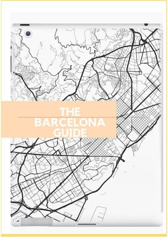 THE BARCELONA INSIDER'S GUIDE MADE BY US