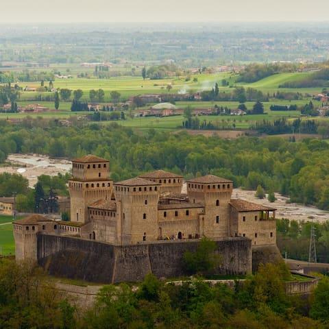 La guida dei Castelli/Castle Guide