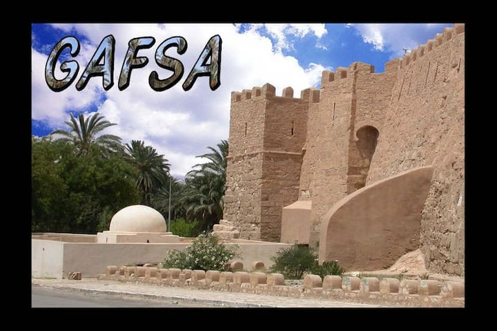 Gafsa Guide book
