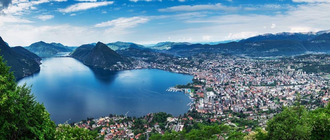 Simon ha creato una guida What to see in Lugano and nearby
