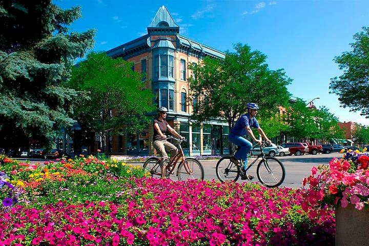 Fort Collins Guidebook