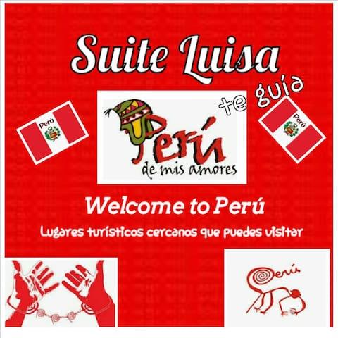 Suite Luisa te guía