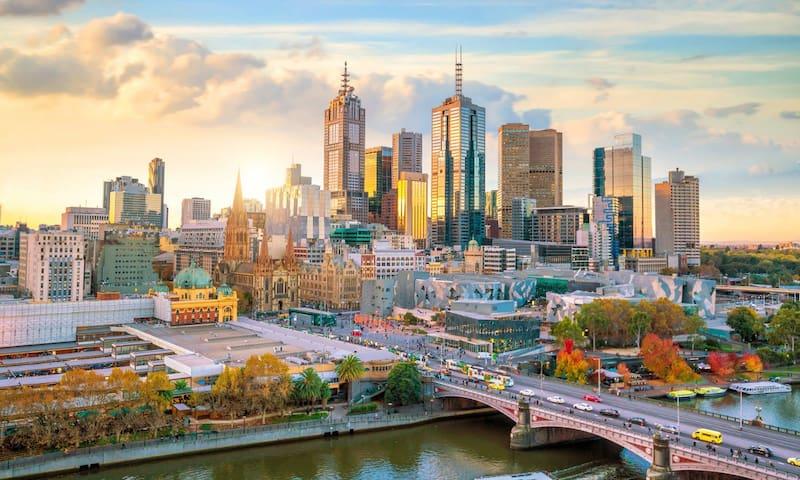 Brian's Melbourne Tourist Guide