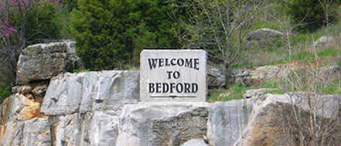 Guidebook for Bedford