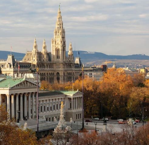 A travelers guide to Vienna