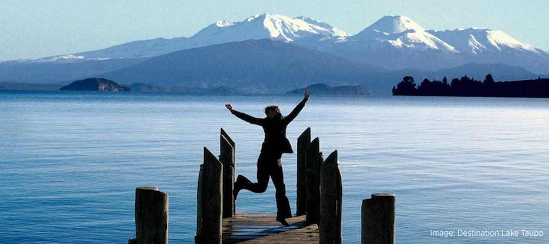 Guidebook for Taupo
