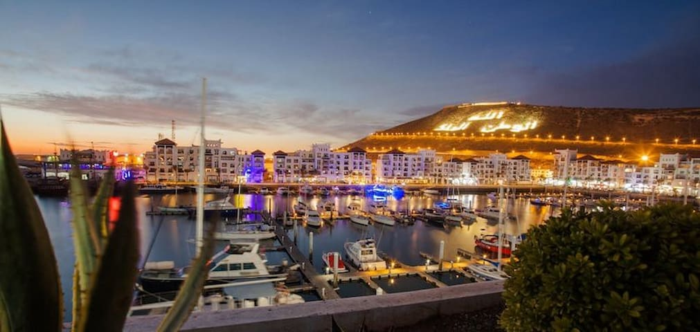 Guidebook for Agadir