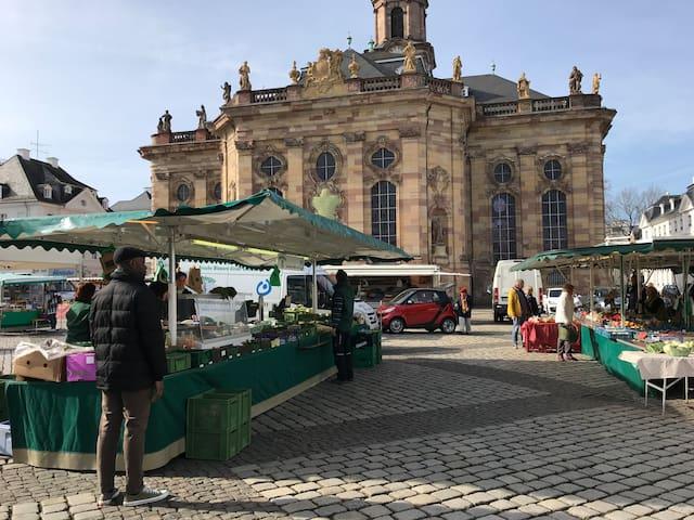 Alt-Saarbrücken Entdecken – Reiseführer von Dorothee