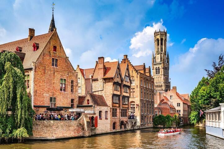 Travelguide Bruges