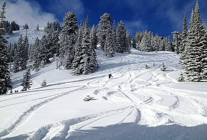 Ski Getaway Guide