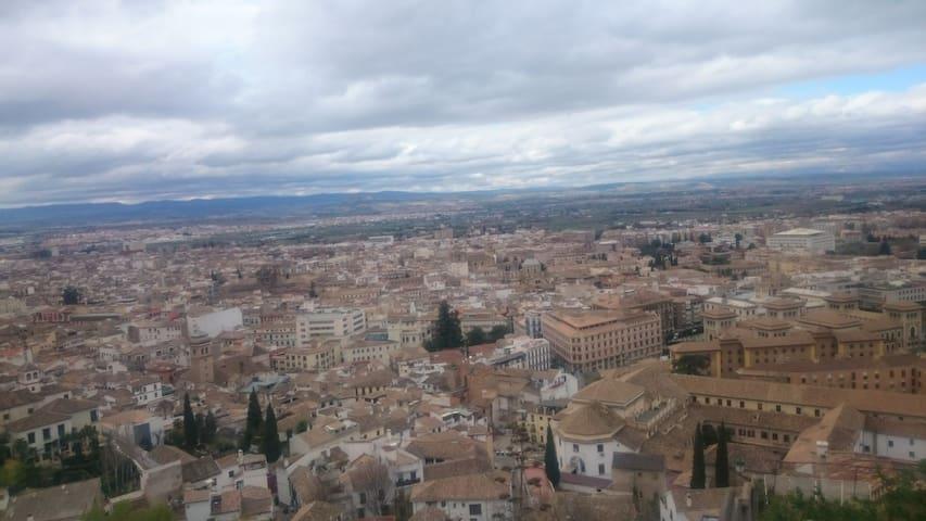 Lugares con encanto en Granada